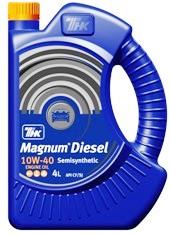 TNK Magnum Diesel Semisynthetic 10W-40   ТНК Магнум Дизель Semisynthetic 10W-40