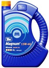 TNK Magnum Mineral 15W-40   ТНК Магнум Mineral 15W-40