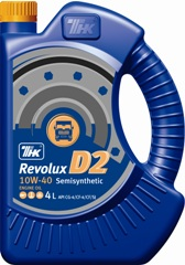 ТНК Revolux D2 Semisynthetic 10W-40
