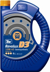 ТНК Revolux D3 Semisynthetic 10W-40