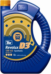 TNK Revolux D3 Synthetic 5W-40